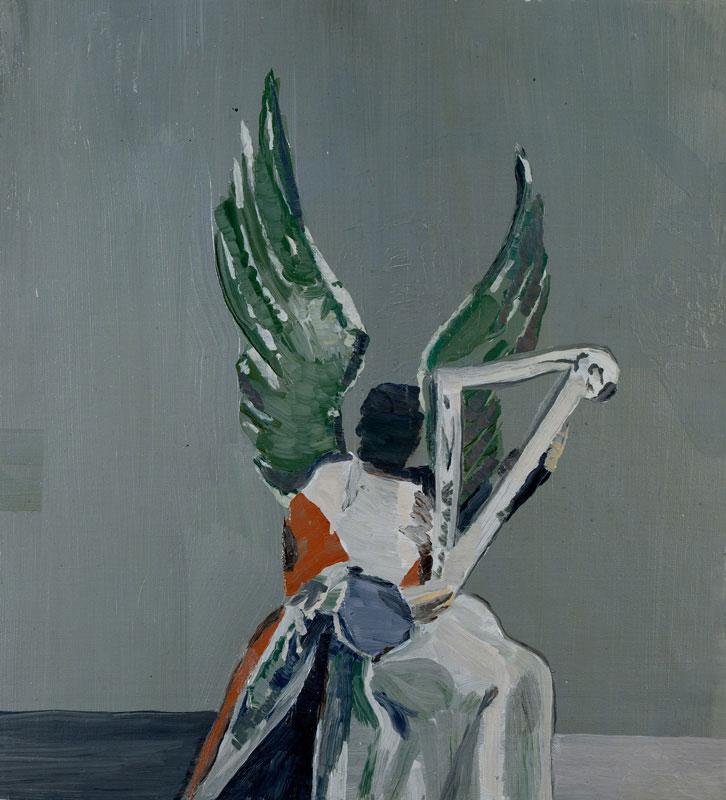 Luc Tuymans Repulsion Galerie Isabella Czarnowska