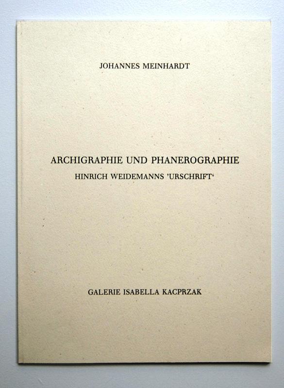 Buch HW
